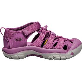 Keen Newport H2 Sandals Kids Grape Kiss